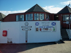 John O' Groats First and Last Shop